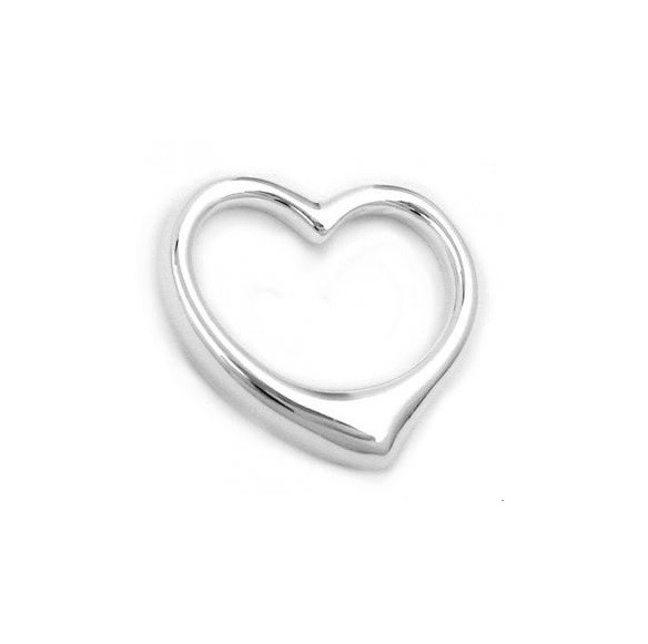 Herz Anhänger 925 Silber