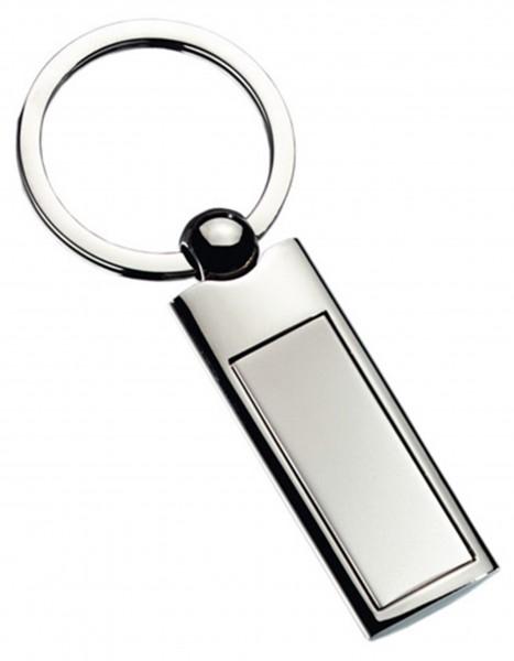 Schlüsselanhänger elegant mit persönlicher Gravur